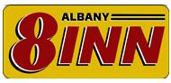 Albany 8 Inn near Albany Civic Center